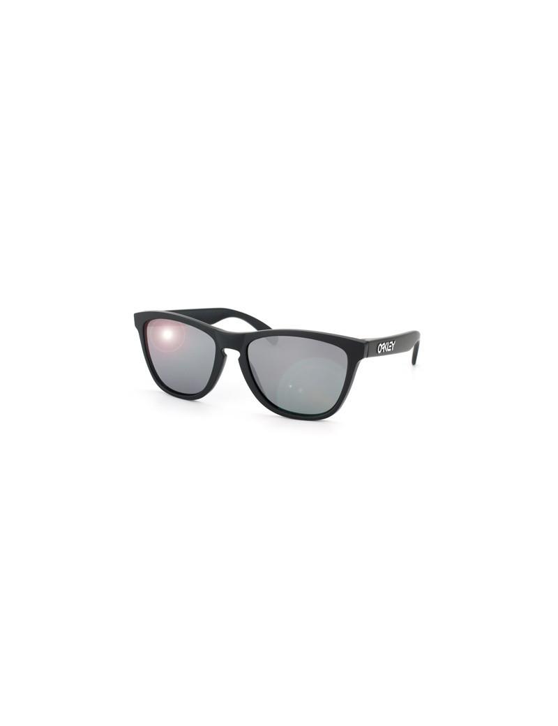 Oakley Frogskins Matte Black Polarized OO9013-24-297