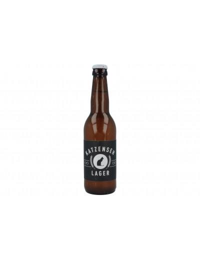 KatzenSeh Bier Lager 1x 33cl