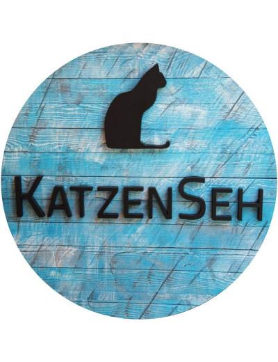 Bierdeckel KatzenSeh 6 Stk.