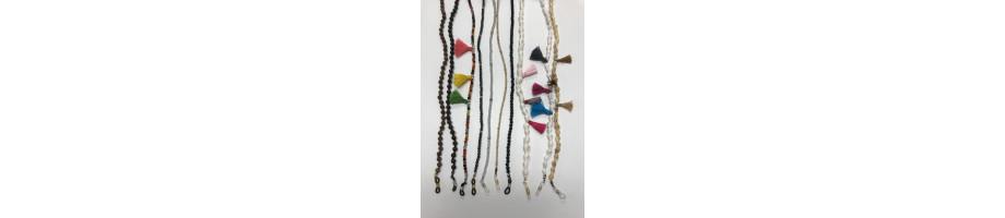Handgefertigte Brillenketten von arco jewelry