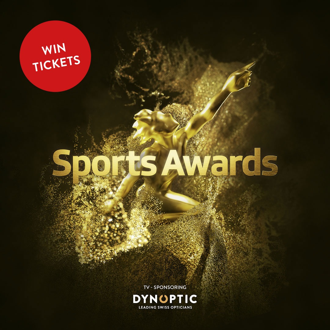 Augenkontakt-Dynoptic-Sports Awards 2019